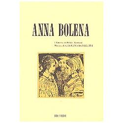Donizetti, Gaetano: Anna Bolena : Libretto (it)