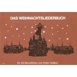 Das Weihnachtsliederbuch : für Altblockflöten Partitur
