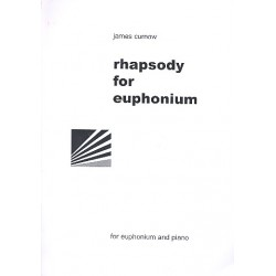 Curnow, James: Rhapsody for euphonium and piano