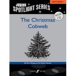 Wedgwood, Pamela: THE CHRISTMAS COBWEB (+CD) : A NATIVITY MUSICAL FOR PIANO/VOCAL JUNIOR SPOTLIGHT SERIES