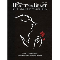 The Beauty and the Beast : Songbook for easy piano