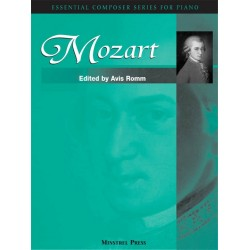 Mozart, Wolfgang Amadeus: Mozart (+CD) : for piano