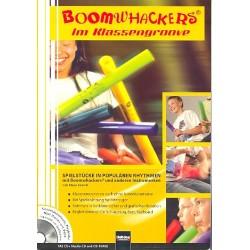 Gramß, Klaus: Boomwhackers im Klassengroove (+CD/CD-ROM)