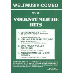 Volkstümliche Hits: für Combo Direktion und Stimmen