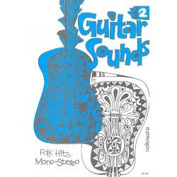 Schwertberger, Gerald: Guitar Sounds Band 2 : f├╝r 1-2 Gitarren : Folk Hits Partitur