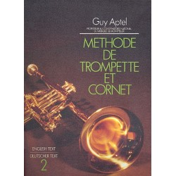 Aptel, Guy: Methode de trompette et cornet vol.2 (dt/en/fr)