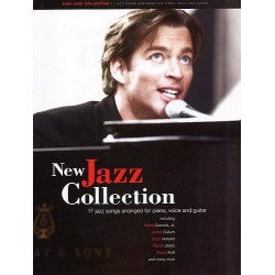 New Jazz Collection : for piano/voice/guitar 17 jazz songs