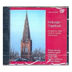 Freiburger Orgelbuch : CD