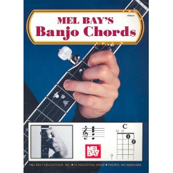 Banjo chords : for 5 string banjo