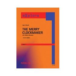 Ghisallo, Luigi di: The merry Clockmaker : f├╝r Glockenspiel und Blasorchester Der fr├Âhliche Uhrmacher