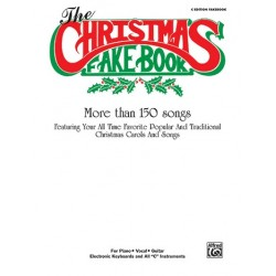Christmas fake book : over 150 songs