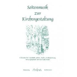 Saitenmusik zur Kirchengestaltung : für Hackbrett, Zither und Harfe