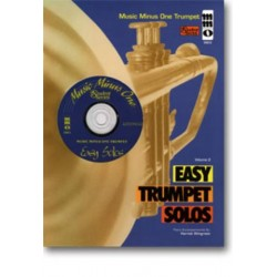 Music minus one trumpet : Easy trumpet solos vol.2 Wingreen, Harriet, piano accompaniment