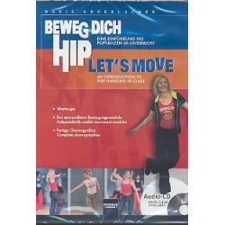 Groeblacher, Doris: Beweg dich hip : DVD-Video Eine Einführung ins Poptanzen im Unterricht