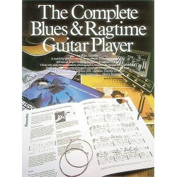 Shipton, Russ: The complete blues and ragtime guitar player