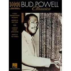 Powell, Bud: Bud Powell : classics 9 solo transcriptions for piano