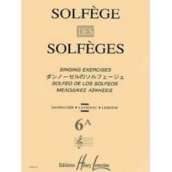 Danhauser, Adolphe Leopold: Solfege des Solfeges vol.6a : singing exercises Lavignac, Koautor