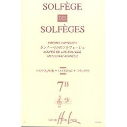Danhauser, Adolphe Leopold: Solfege des Solfeges vol.7b : singing exercises Lavignac, Koautor