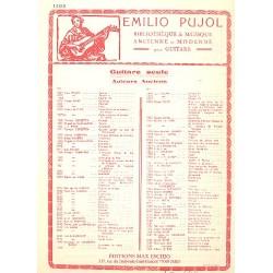 Falla, Manuel de: Asturiana : pour chant et guitare (sp/fr) 7 chansons populaires espagnoles no.3