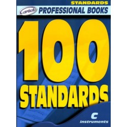 100 standards : for c instruments melody line and chord symbols professional books series