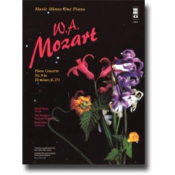 Mozart, Wolfgang Amadeus: Music minus one piano : piano concerto e flat minor KV271 Syme, David, piano