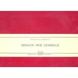 Durante, Francesco: Sonate per il cembalo Faksimile (geb)