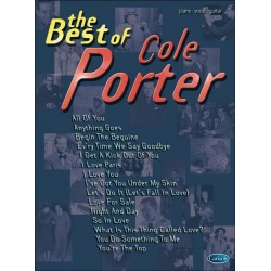Porter, Cole Albert: The Best of Cole Porter : Songbook piano/vocal/guitar