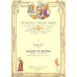 Ozi, Etienne: Adagio et Rondo : pour basson (vc) et clavier