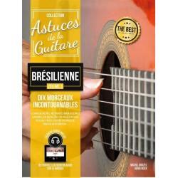Roux, Denis: Br├®silienne vol.3 (+CD) : Astuces de la guitare M├®thode Bossa et Samba