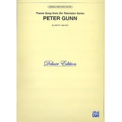 Mancini, Henry: Peter Gunn : theme song from the tv series for piano/voice/ guitar