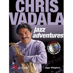 Vadala, Chris: Jazz adventures (+CD) : f├╝r Altsaxophon Whigham, J., Koautor