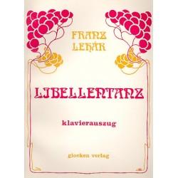Lehár, Franz: Libellentanz : Klavierauszug mit Text