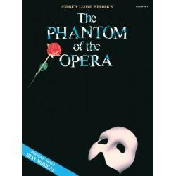Webber, Andrew Lloyd: The Phantom of the Opera : for clarinet