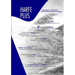 Glaus, Daniel: Bisbigliando : Kartenspiel für Gitarre(n) und/oder keltische Harfe (für 2-4 Spielende) (1999/2000)
