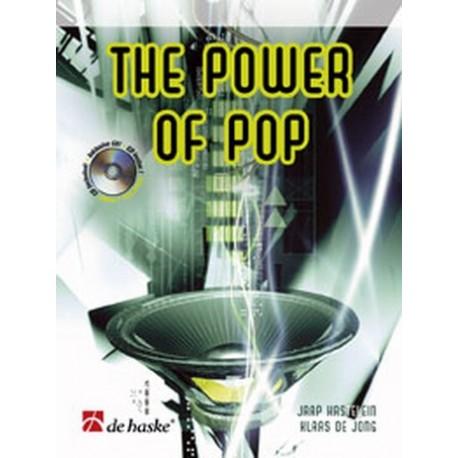 Kastelein, Jaap: The power of pop (+CD) : f├╝r Trompete Jong, K. de, Koautor
