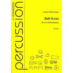 Hellmesberger, Joseph: Ball-Szene : für 2 Marimbaphone