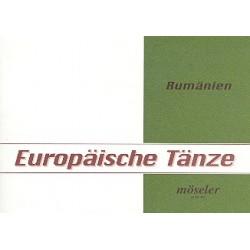 Europäische Volkstänze Band 10 : Rumänien