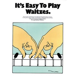 Watters, Cyril: It's easy to play Waltzes: for piano