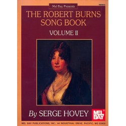 Burns, Robert: The Robert Burns Songbook vol.2 : for voice and piano
