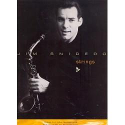 Snidero, Jim: Strings : transcribed solos for saxophone