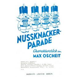 Oscheit, Max: Nussknackerparade : für Mandolinen-Quartett Stimmen