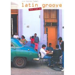 Zwaga, Anne: Latin groove (+CD) : für 1-2 Querflöten Schilder, C., Koautorin