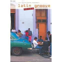 Zwaga, Anne: Latin groove (+CD) : für Violine (Akkordeon) Schilder, C., Koautorin