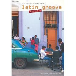 Zwaga, Anne: Latin Groove (+CD) : für Posaune (Tuba in c) Schilder, C., Koautorin