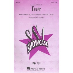 Davenport, John: Fever : for female chorus (SSA) and piano SSA showcase