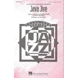 Drake, Milton: Java Jive : for female chorus (SSAA) a cappella Vocal Jazz series Shaw, Kirby, Arr.