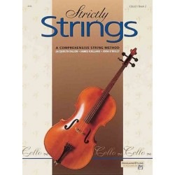 Dillon, Jacquelyn: Strictly Strings vol.2 for cello
