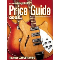 Greenwood, Alan: The official vintage guitar price guide 2005 edition Hembree, Gil, ed