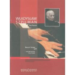 Szpilman, Wladyslaw: Ballet scene for orchestra score