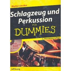 Strong, Jeff: Schlagzeug und Perkussion für Dummies (+CD) Neuauflage 2007